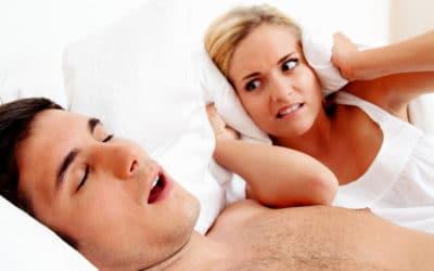 Scopri come smettere di russare la notte !