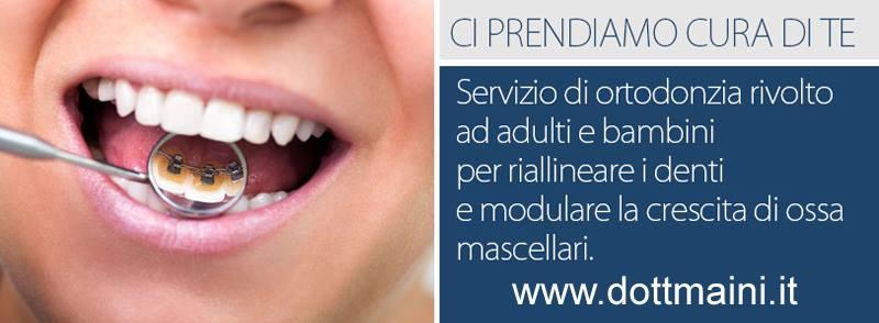 Open Day Ortodonzia del bambino e dell'adulto