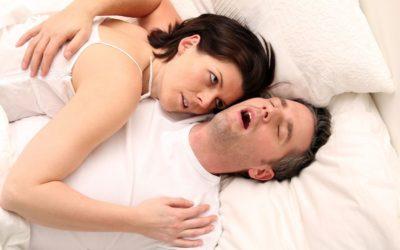 Lo sapevi che russare non è più un problema?