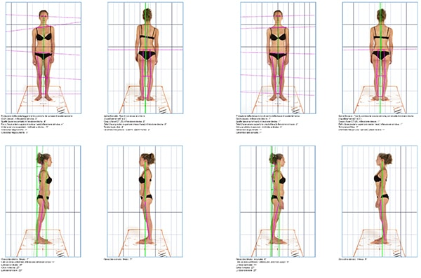 """Il sistema fotografico """"postural experience"""""""
