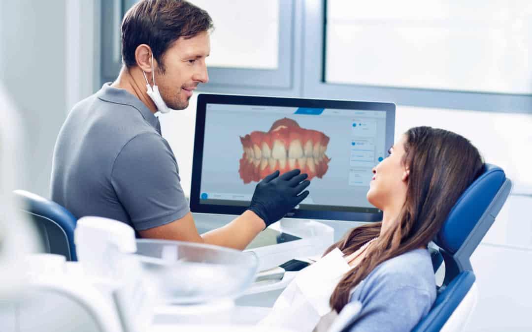 Impronta dentale digitale: addio nausea e fastidi!